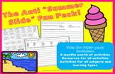 "The Anti ""Summer Slide"" Fun Pack"