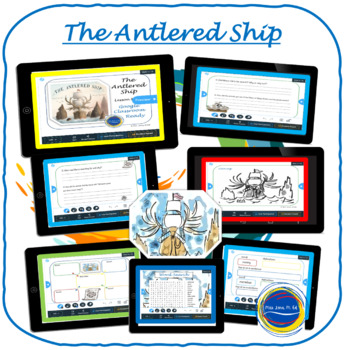 The Antlered Ship Lesson Plan