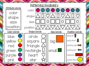 The Ants Go Marching {A Patterning Unit} - 10 Math Activities