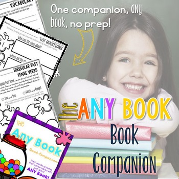 The 'Any Book' Book Companion