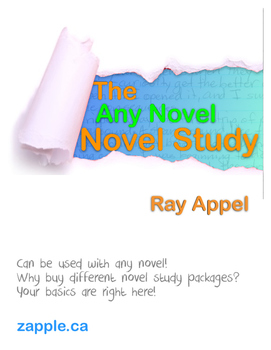 The Any Novel Novel Study