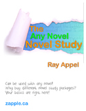 The Any Novel Novel Study
