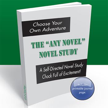 The Any-Novel Novel Study for High School English, Any Reading Level