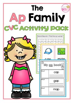 The Ap Family - CVC Activity Pack