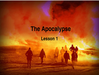 The Apocalypse - Creative Writing Lessons