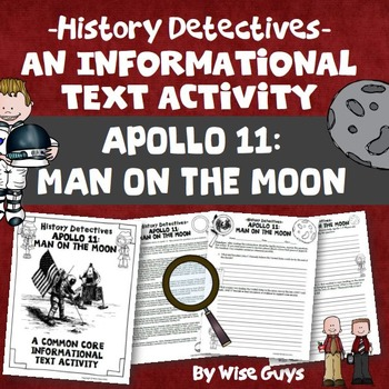 The Apollo Missions: Man Landing on the Moon Informational