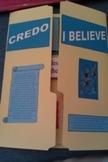 The Apostles' Creed Catholic Lapbook
