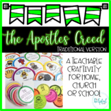 The Apostles' Creed {traditional version}