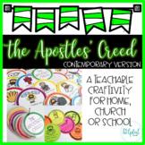 The Apostles' Creed {contemporary version}