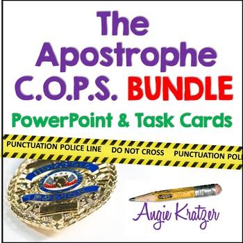 The Apostrophe C.O.P.S.