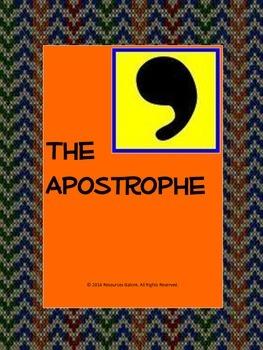 The Apostrophe Poster