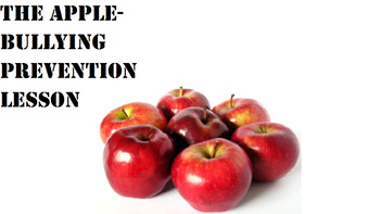 The Apple- Bullying Prevention