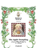 """Reader's Theater Script for """"The Apple Dumpling"""" Folk Tale"""