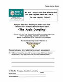 The Apple Dumpling Short Story Folk Tale Unit