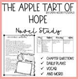 The Apple Tart of Hope by Sarah Moore Fitzgerald Novel Study