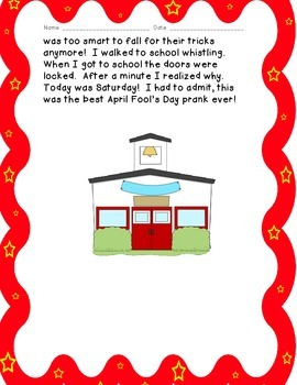 The April Fool's Day Prank: Fact and Opinion