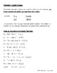 The Arabic Numbers (1-10)