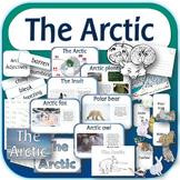 The Arctic, Arctic Ocean and Arctic animals resources - di
