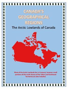 The Arctic Lowlands