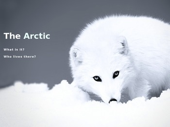 The Arctic Power Point
