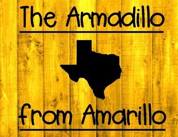 The Armadillo from Amarillo Summary Graphic Organizer