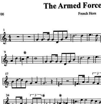 Armed Forces Medley Worksheets & Teaching Resources | TpT