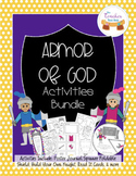 The Armor of God for Kids Activities Bundle
