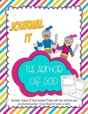 The Armor of God for Kids Journal It