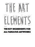The Art Elements Classroom Posters