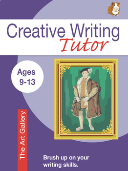 The Art Gallery: Brush Up On Your Writing Skills (9-13 years)