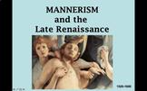 The Art History of Mannersim