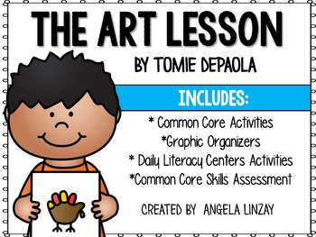 The Art Lesson: Aligning Houghton Mifflin 2nd Grade to Common Core
