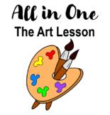 The Art Lesson Bundle