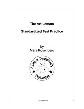 The Art Lesson Standardized Test Practice