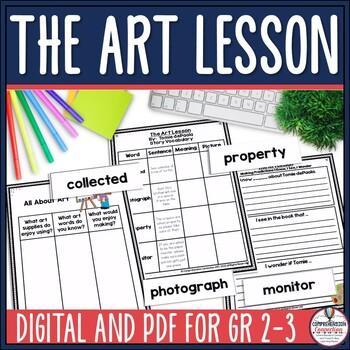 The Art Lesson Book Companion