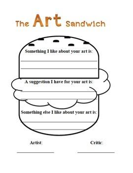The Art Sandwich
