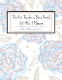 The Art Teacher's Best Friend 2018/2019 (BLUE ROSE)