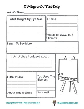 The Art Teacher's Guide To Assessment In The Classroom And Beyond