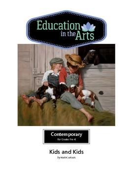The Art of Art Appreciation - Arian Kids and Kids