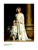 The Art of Art Appreciation - Bloch Christ and a Child