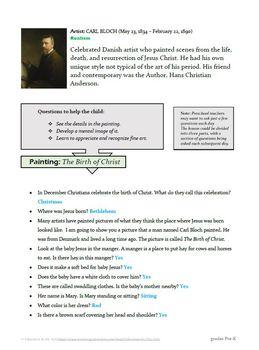 Bloch The Birth of Christ Realism