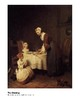 Chardin The Blessing Realism