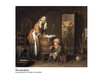The Art of Art Appreciation - Chardin The Laundress