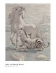 The Art of Art Appreciation - Chirico Horse and Zebra by the Sea