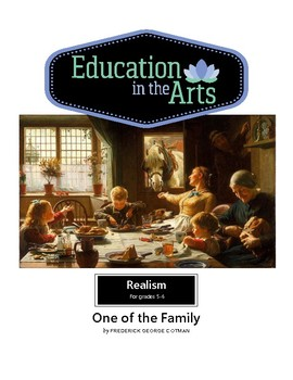 The Art of Art Appreciation - Cotman One of the Family