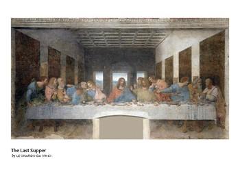 The Art of Art Appreciation - Da Vinci Last Supper