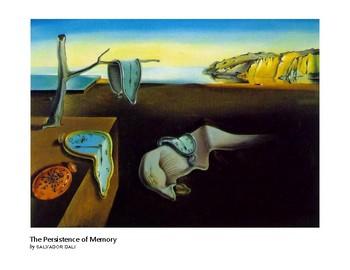 The Art of Art Appreciation - Dali The Persistence of Memory