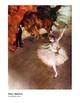 Degas Prima Ballerina Impressionism