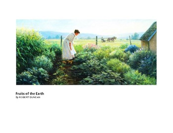 The Art of Art Appreciation - Duncan Fruits of the Earth