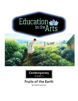 Duncan Fruits of the Earth Contemporary Art